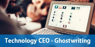Technology CEO – Ghostwriting